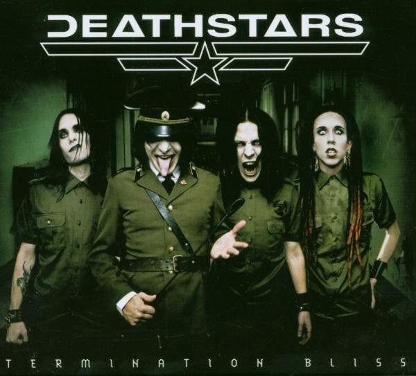 DEATHSTARS TERMINATION BLISS CD NEUWARE!