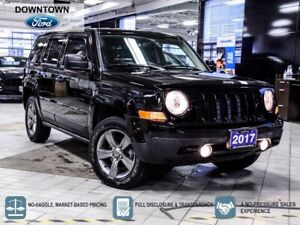 """2017 Jeep Patriot SPORT ALTITUDE II