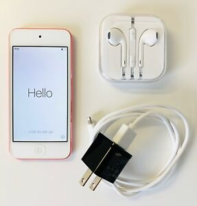 Apple-iPod-touch-5th-Generation-Pink-32-GB