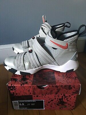 online retailer 31541 e1036 Nike LeBron Soldier X1 Men's Basketball Shoes - Grey Size 8 1/2 | eBay
