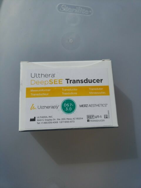 Ulthera Ultherapy DeepSEE DS 7-3.0 Transducer