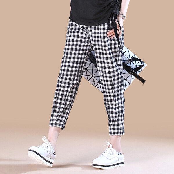 Pantalones Largos Yoga damen Cómodo Deportivas Suave Weiß schwarz Farbeido 6127
