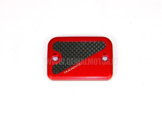 DUCABIKE TLS08A FLUID BRAKE TANK CAP RED