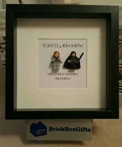 Game-of-Thrones-Lego-3D-Frame-Jon-Snow-Ygritte-you-know-nothing-Jon-Snow