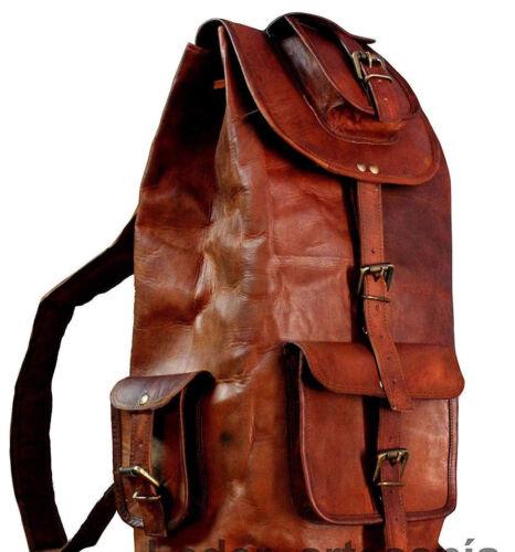 dos original homme à bandoulière scolaire cartable Sac à en sac à cuir pour vintage dos 3TJclF5uK1