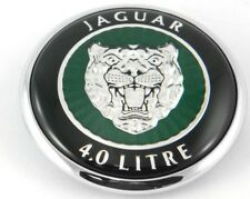 Jaguar Xk8 Hood Bonnet Badge Emblem 40 Litre 1997 2002 Hje5900aa