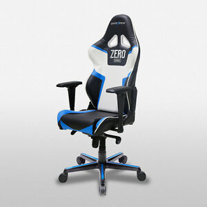 Image Is Loading Dxracer Office Chair Oh Rv118 Nbw Zero Gaming
