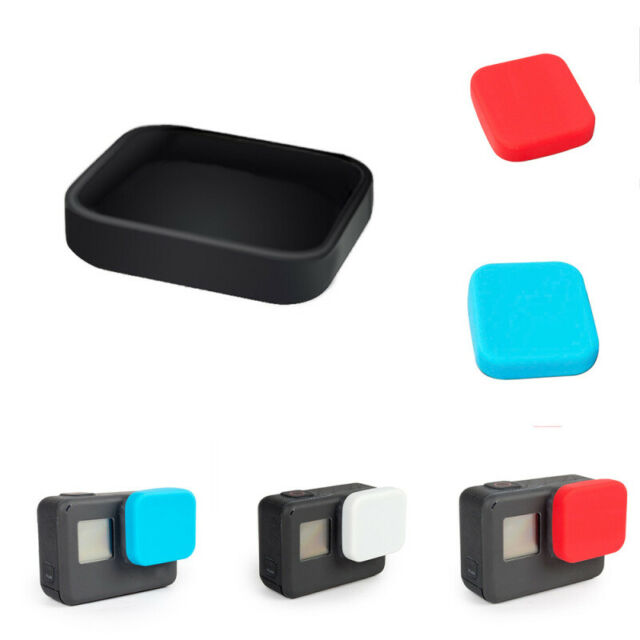 Silicone Protective Lens Protector Cover Lens Cap For Gopro Hero 5 Action  JUW