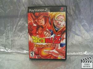 Dragonball Z Budokai PS2
