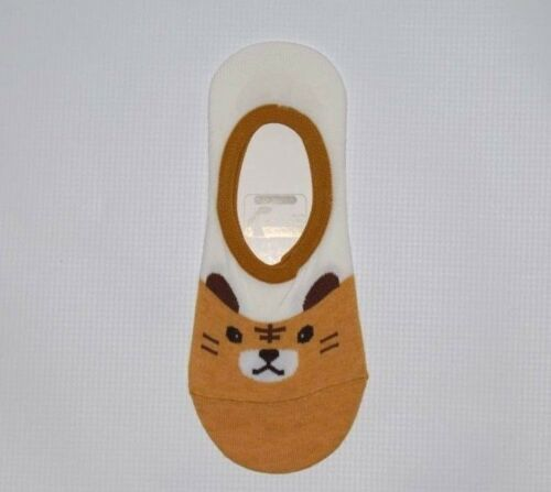 Invisible Socks Cute Funny Ladies Women No Show Low Cut Loafer Boat Socks Casual