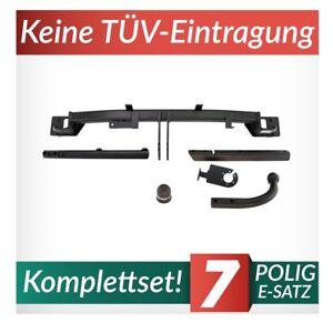 Fur-Mercedes-Benz-S203-Kombi-C-Klasse-01-07-Anhangerkupplung-starr-E-Satz-7p