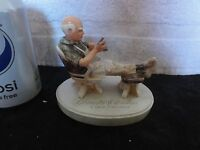 Sebastion Miniature Figurine --  Prescott Baston - Self Portrait