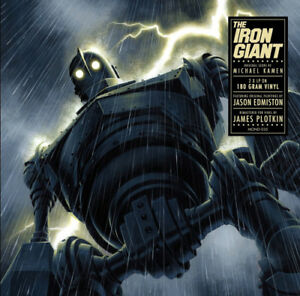 Various-Artists-The-Iron-Giant-Vinyl-12-034-Album-2-discs-2015-NEW