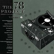 78 Project 1 Various w/download 78 Project 1 Various w/download vinyl NEW sealed