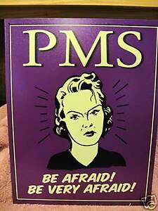 Tin-Sign-PMS-Be-Afraid-Be-Very-Afraid