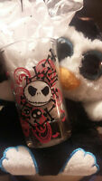 Nightmare Before Christmas Jack Shotglasses (2) Holiday Party Special Occassion