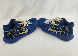 4abf84617 Kyrie Irving Duke Nike 3 III Shoes Mens 10 - Brotherhood Blue Devils ...