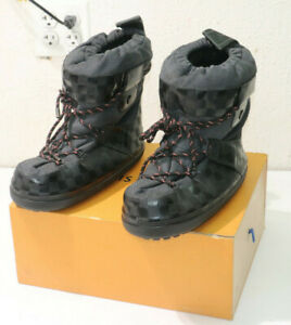 LOUIS VUITTON Snowstorm Winter Boots