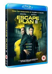 Escape Plan 2 [Blu-ray] 5060262856758