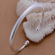 Bracelet Snake Skin Bangle Casual Woman's 925 Sterling Silver Cuff Gift Bag