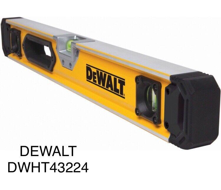 DEWALT DWHT43224 BOX BEAM LEVEL 610MM(24 in)