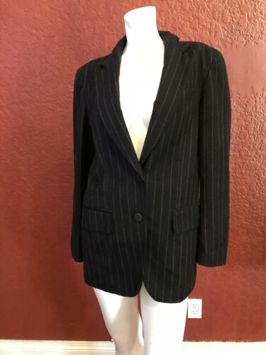 taglia For Dkny Blazer In di lana Italy Made 8 WomenGiacca nera dxeroCWB