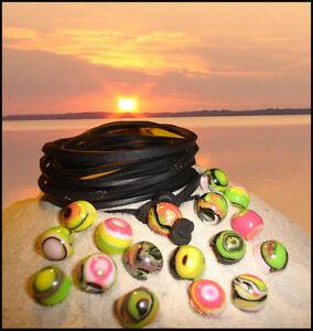 Analytisch Leder Armband~bunt~surfer~wickelarmband~rosa~mint~schwarz~pink~surferarmband~rot Seien Sie Freundlich Im Gebrauch
