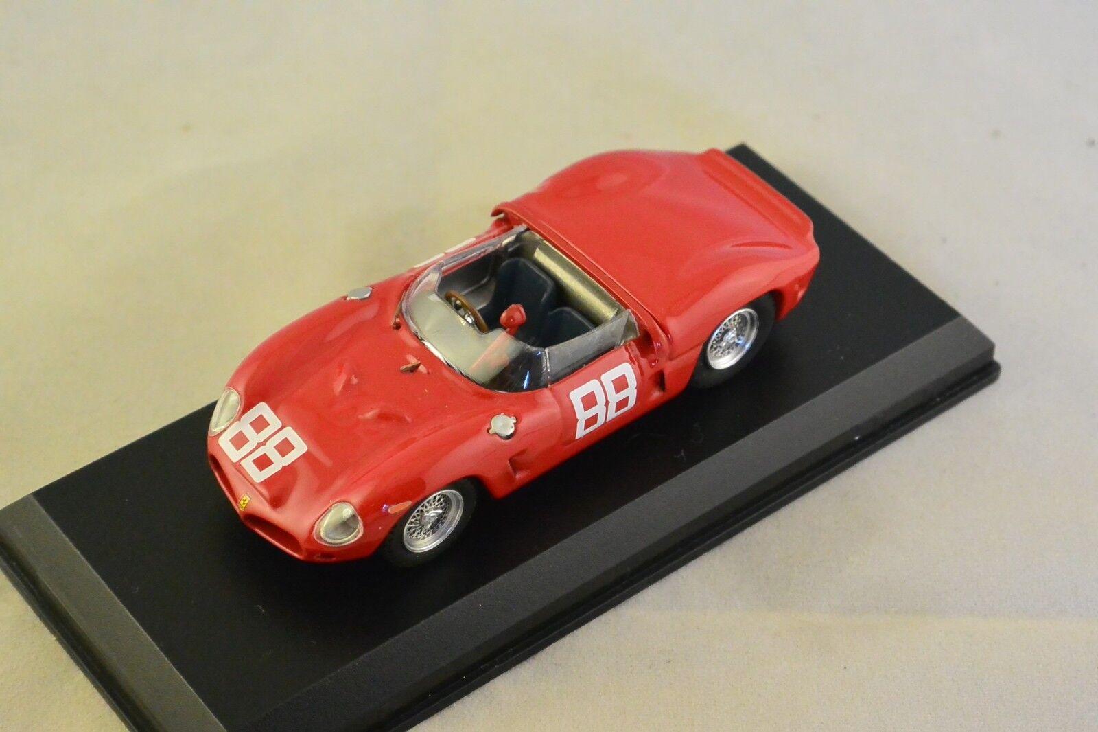 Art modellololo modellololo modellololo 271 - Ferrari Dino 246SP  59 1er Fribourg - 1962 Sautofiotti 1 43 2fa93a
