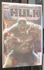 Immortal Hulk # 34 Marvel Zombies Variant NM Marvel