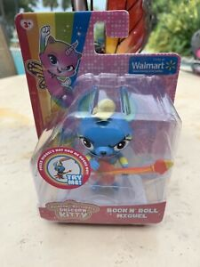 Rainbow Butterfly Unicorn Kitty Rock N/' Roll Miguel Walmart Only New in Package