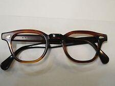 Vintage Tart Optical OTE Arnel Amber. 44-24 NO Envelope 5 3/4 inch temple