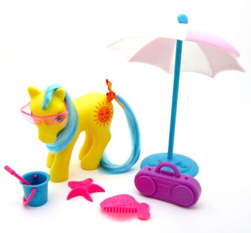 Multi-annonce EURO beau temps et accessoires! ⭐ My Little Pony ⭐ G1