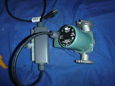 Taco 008 Sf6 Hot Water Circulator Pumpss 125 Hp With Power Plug Unit