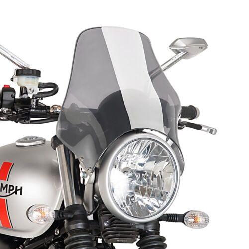 Windschutz-Scheibe Puig NK für Kawasaki W 650// 800//ZR-7 Cockpit-Scheibe rg