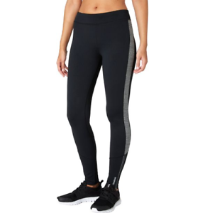 4cbbde9883 Image is loading Reebok-Women-039-s-Cold-Weather-Compression-Solid-