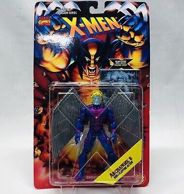 X-Men Invasion Series Archangel II Action Figure MOC