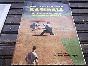 Vintage-Milwaukee-Braves-1958-How-To-Play-Magazine