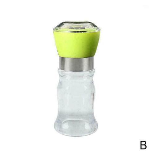 Durable Manual Hand Twist Pepper Mill Spice Salt Grinder-Kitchen Grin K7C G1S6