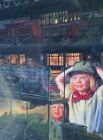 Puzzle .jigsaw...byerley...the Train Shop Window......500..pc...sealed