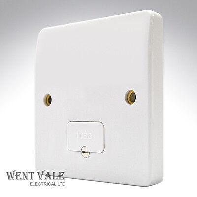 K4870 WHI 10a One Gang One Way Plate Switch New MK  Logic Plus
