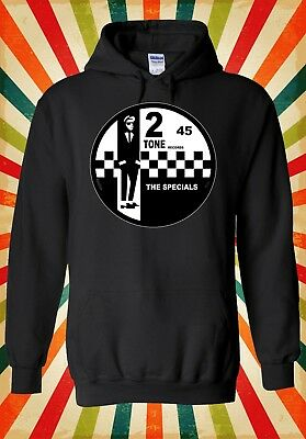 2 Tone Records The Specials Men Women Unisex Top Hoodie Sweatshirt 1804E
