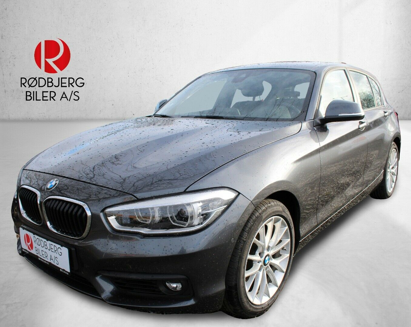 BMW 120d 2,0 Advantage aut. 5d - 239.800 kr.