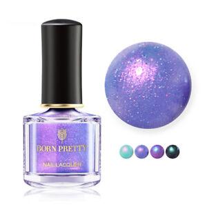 6ml-BORN-PRETTY-Mermaid-Shell-Nail-Polish-Glimmer-Chameleon-Glitter-Nail-Varnish