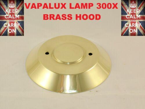 VAPALUX LAMP 300X BRASS HOOD PARAFFIN LAMP KEROSENE LAMP