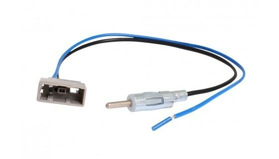 For Nissan X-Trail 3 T32 Antenna Adapter Plug Din