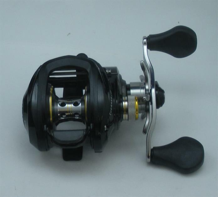 Lews TS1XHMB 10BB Tournament MB Speed Spool LFS Series Reel 21608