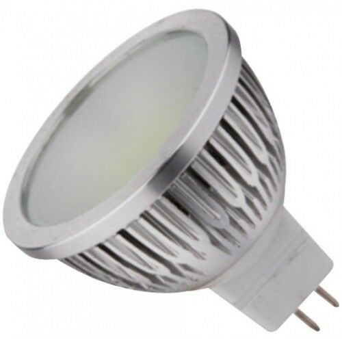 Havit MR16 COB LED LAMP 5W 12V-DC Dimmable & Energy Saving - Blau, Grün Or rot