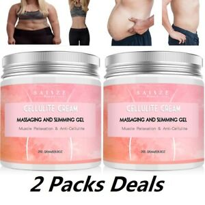 2-X-Anti-Cellulite-Slimming-Weight-Loss-Cream-Fat-Burner-Firming-Body-Hot-Cream