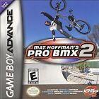 Mat Hoffman's Pro BMX 2 (Nintendo Game Boy Advance, 2002)