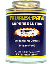 Pang supersolution-fast Dry vulcanising fluido pneumatico patch COLLA 8floz può